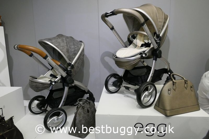 Egg Stroller At The Harrogate Nursery Fair 2017 Best Buggy