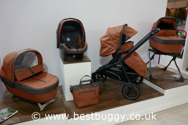 peg perego at the harrogate nursery fair 2017 best buggy. Black Bedroom Furniture Sets. Home Design Ideas