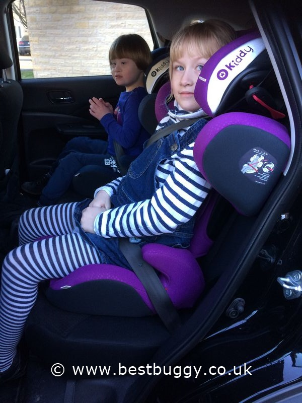 Kiddy Cruiserfix 3 Review By Best Buggy Best Buggy