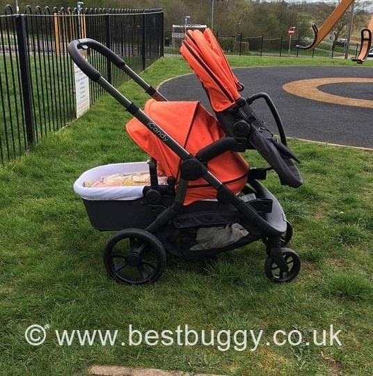 icandy orange review by best buggy best buggy. Black Bedroom Furniture Sets. Home Design Ideas