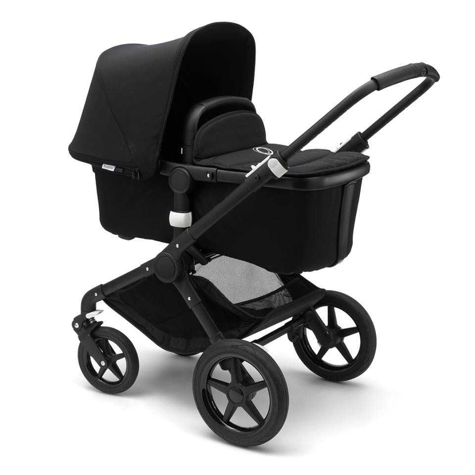 Bugaboo Fox 2 on all one car seat stroller