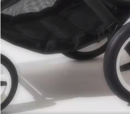 how to take front wheels off bugaboo cameleon 1