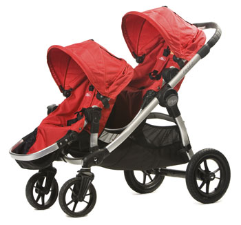 Baby Jogger City Select Continued!! - BabyCenter