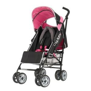 O'Baby Atlas Sport Plus in Sport Pink
