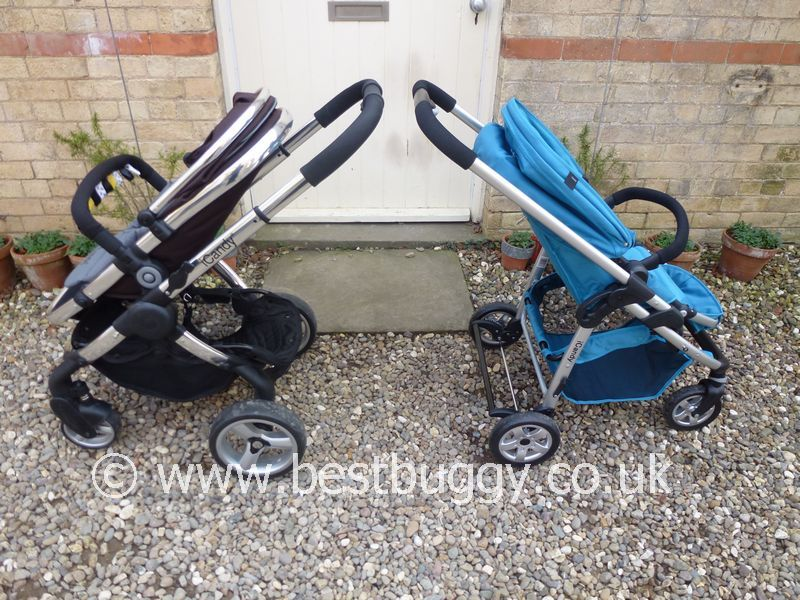 Icandy Peach V S Icandy Cherry Best Buggy