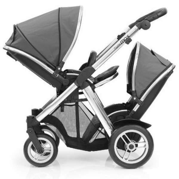 Set of 2 BabyStyle Oyster Max Wheel Guards