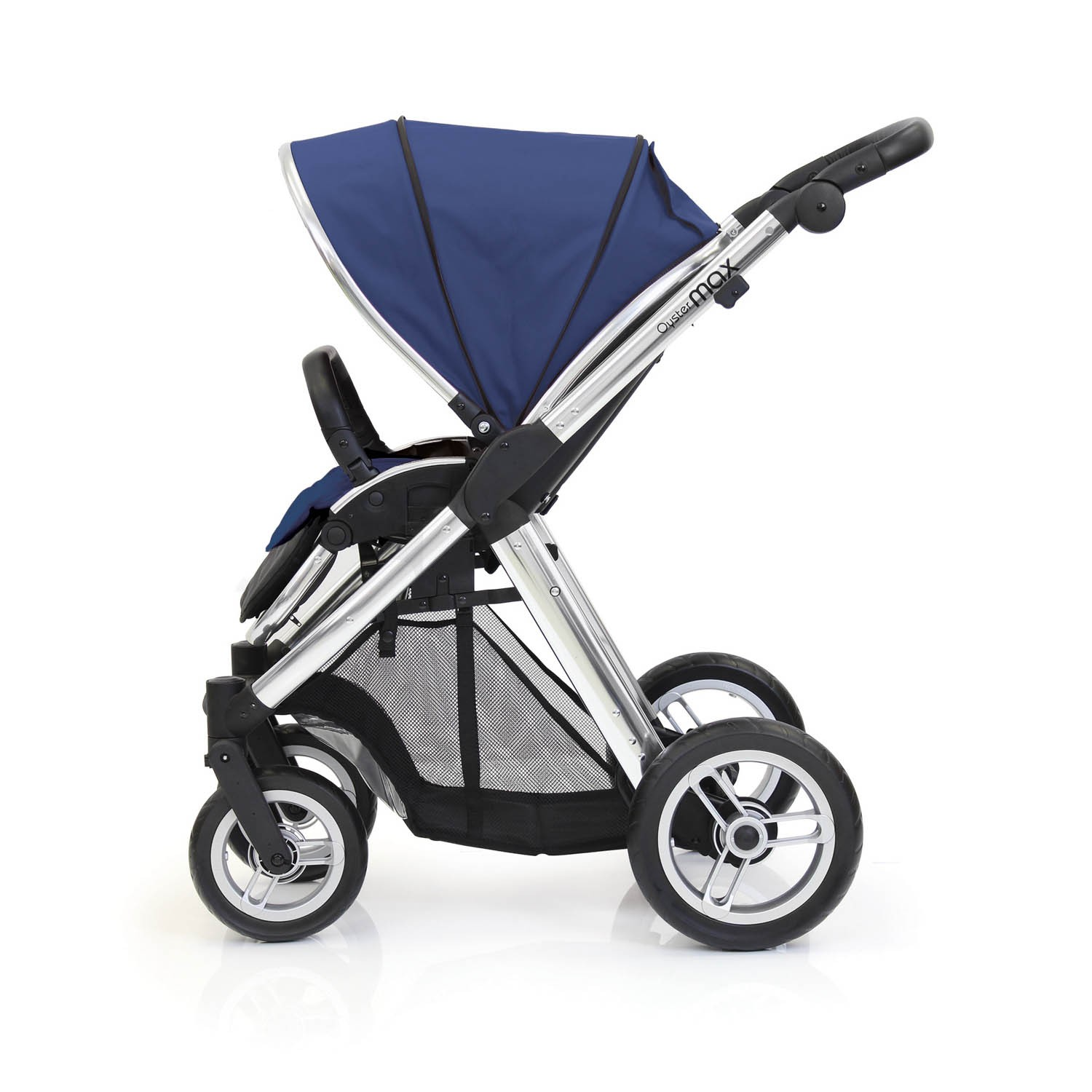 Babystyle Oyster Max Oyster 2 And Oyster Gem Carrycot Colour Pack Electric Blue