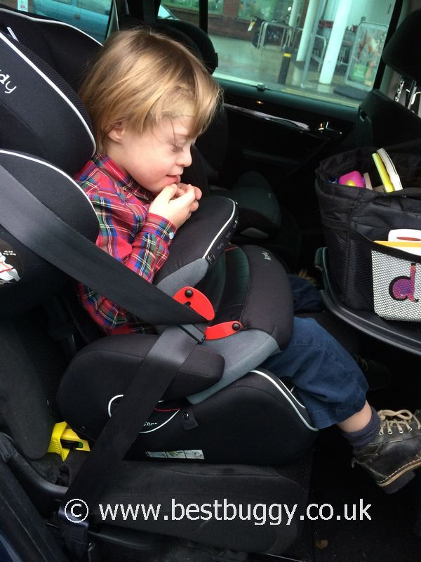 What Age Or Height For No Booster Seat Uk