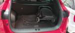 Air-X in the boot of a Hyundai Tuscon
